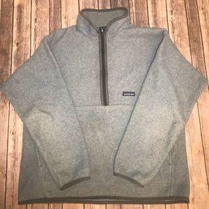 PATAGONIA Fleece Zip Up Sweater Extra Large